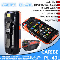 CARIBE PL-40L Ac033 Waterproof 3G Rugged Mobile Phone with dual Core 4.0 Inch WIFI GPS Rugged Cell Phones