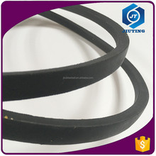 Custom printed 2 ply rubber v conveyor belt manufacturer