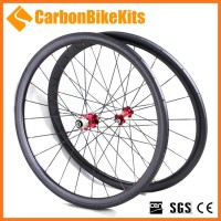 38mm tubular wheel carbon bicycle,bicycle wheel carbon,wheel bicycle carbon CW38T