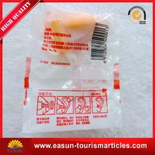 Low price airline ear plugs for aviation earplug