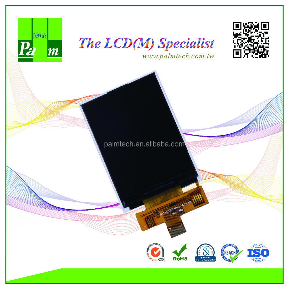 240X320 2.4 tft LCD resistive touch screen lcd display
