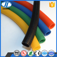 large rigid plastic tube for electrical wire