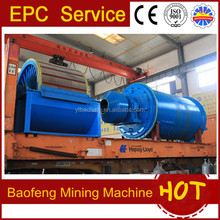 Overflow Type Ball Mill , Grinding Machine