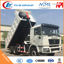 Shacman 30 ton 10tires tipper truck for construction