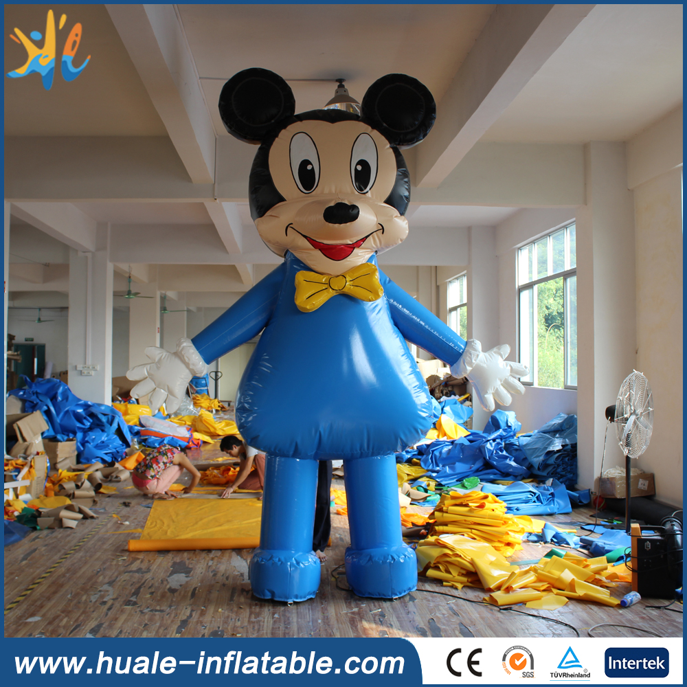Hot sale inflatable mickey mouse for advertising