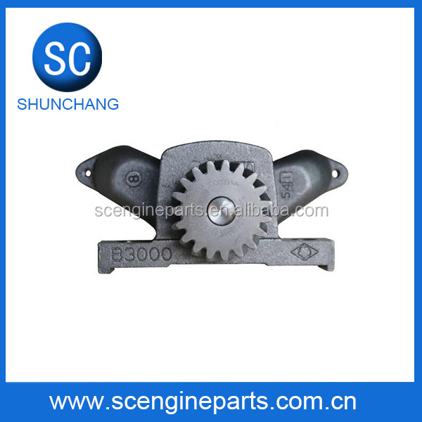 BUS spare parts Oil Pump YUCHAI B3000-1011020A For HIGER AND KINGLONG BUS