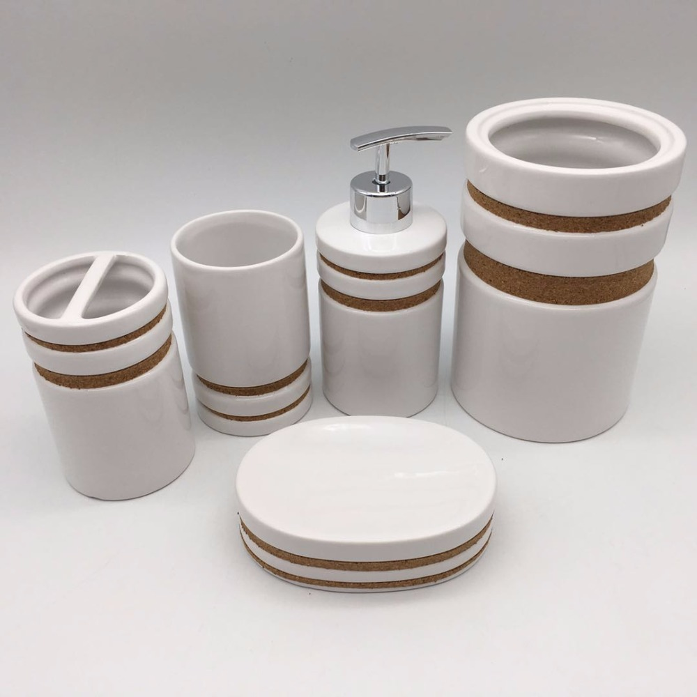 Home Hotel Classic Bv Pottery Toothbrush Holder Ceramic Bathroom ...