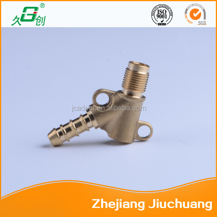 2017 new product brass auto parts