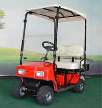 24V cheap mini folding electric golf cart with stretch body design