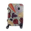Fruit Pattern Luggage ABS PC Hard Case Luggage For Travel