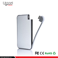 Hot selling power bank wireless charger ,2 in1 universal charger