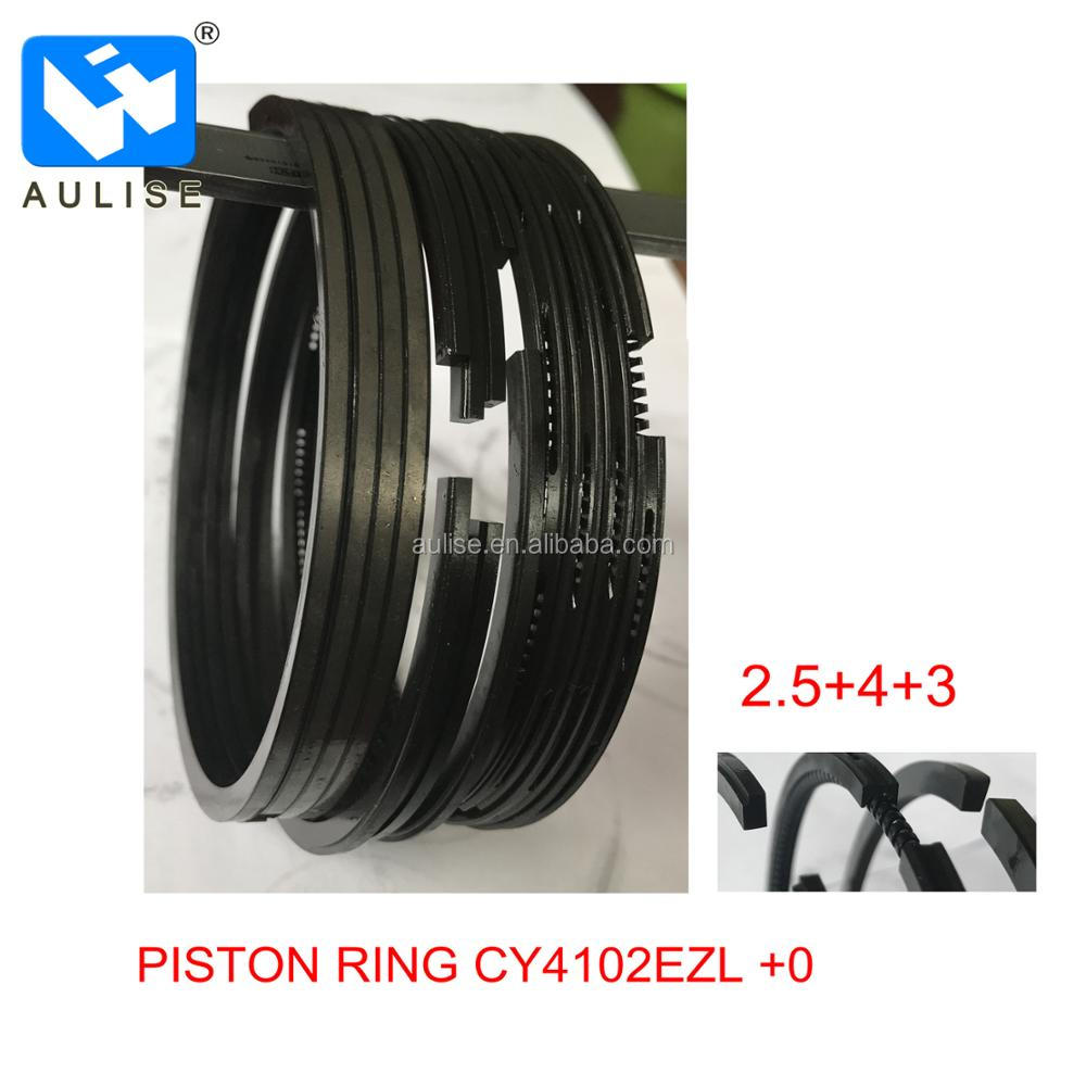 DIESEL ENGINE CY4102EZL(4+3+2.5)(+0.25) PISTON FOR dongfeng TRUCK PARTS