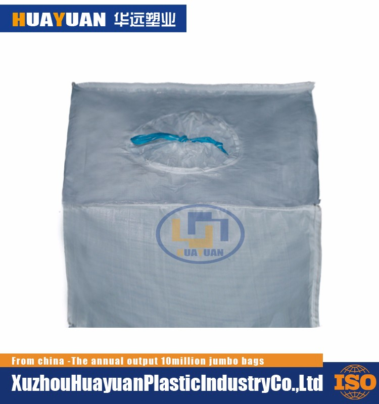 Persistent durability new style fibc big bag for charcoal packaging