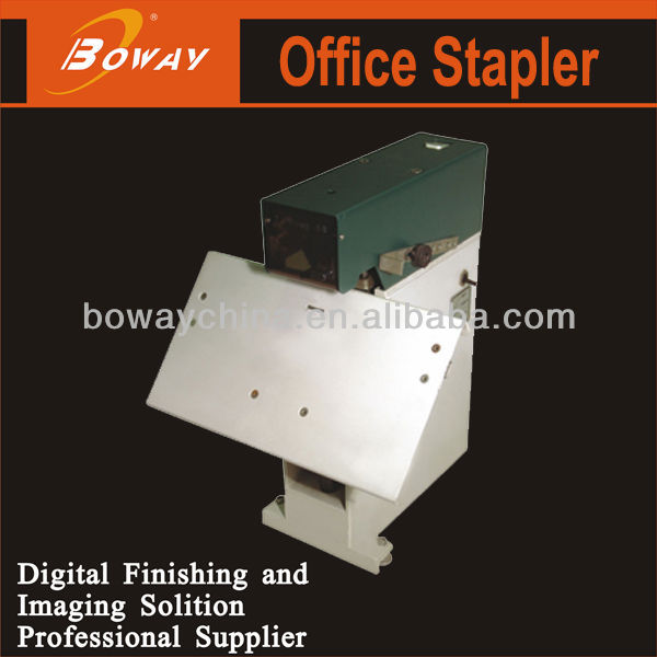 A4 Size Flat (30 sheets) and Saddle (40 sheets) 2 in 1 AD Office Stapler