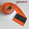 A81 Squeegee Suede Felt Edge with size 5cmx500cm