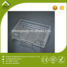 2016 Pull Out Cabinet Sliding Wire Basket For Kitchen Storage