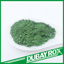 Green Pigment Chrome Oxide Green Cr2O3 for Artistical Stamp Concrete Products