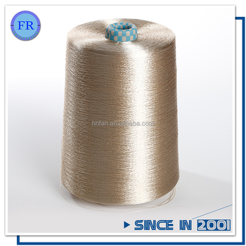 Cheap quality 75d24f viscose rayon filament dyed thread