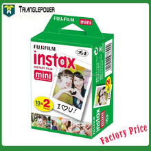 Fujifilm Fuji Instax Mini 20 Sheet White Film Twin Pack SP1 8 25 50
