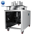 Low energy consumption potato slicer machine
