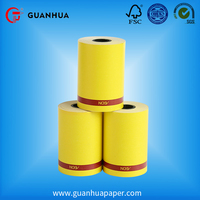Factory wholesale 4 ply continuous carbonless printing paper