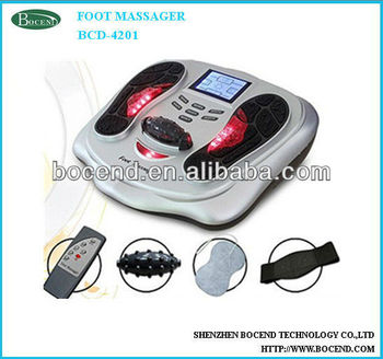 Household portable foot massage device BCD-4201