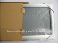 Silver Advertising Aluminum Photo Snap Frames