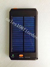 T293 Portable Rechargeable High-power Solar Bank 10000mAH