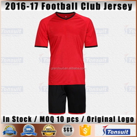 american football jersey blank football uniforms kids soccer kits wholesale strip subilmated soccer wear full sets