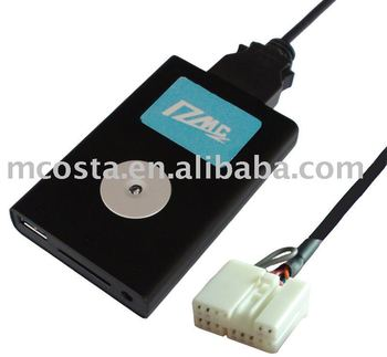 car digital music changer