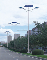 Competitive prices 8-12 m height outdoor power solar street light 150W solar power street light