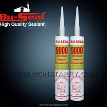 Neutral windshield structural glass silicon sealant