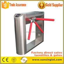 ce approved electronic security control turnstile