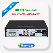 All free channels set top box dvb s2 full hd satellite receiver