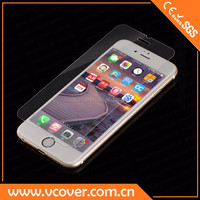 vcover shenzhen china invisible tempered glass screen protector mobile phone i6 and i6s