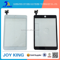 oem original for ipad mini 3 touch screen + ic flex chip + home button flex cable assembly