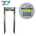 33 zones portable walk through metal detector security doors for airport checking PD-6500i