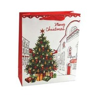 Disposable Christmas tree gift bag