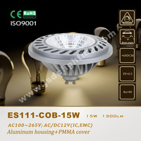 led spot lamp es111 gu10 LED 2700K