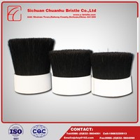 China Goods Wholesale Pig Bristle Boiled Bristle , Chungking Two Times Boiled Bristle