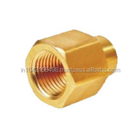 High Quality Brass Reducing Coupling