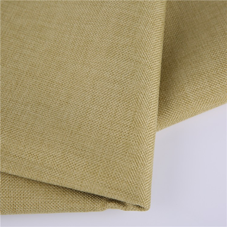 Decorative Fabric with 3 Layers Foam Coating for Blackout Curtains and Draperies