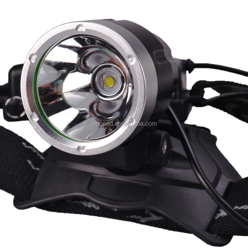 RichFire SF-649 Rechargeable hunting headlamp