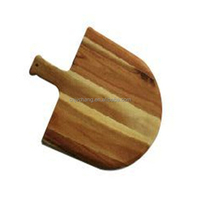 Trustyworthy Supplier Square wooden Pizza Peel-Acacia Anointment, pizza wooden peel spade