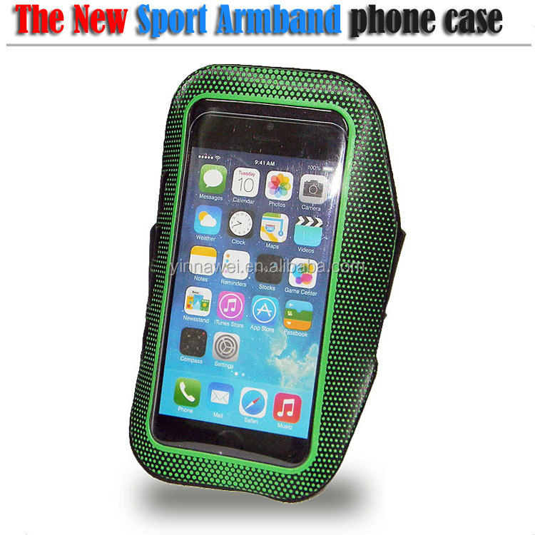 For iPhone Armband, Universal Armband for iPhone 6 5 5s 5c High Quality