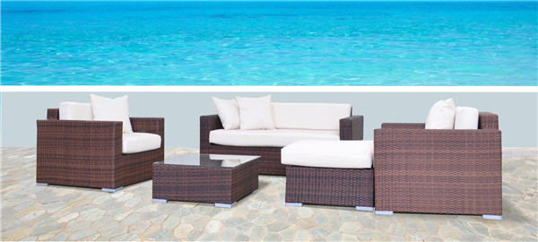 2014 new shipping rates from china to usa/2014 garden rattan furniture set