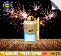 "Volume - produce 5"" Cylinder Shell 1.4g un0336 fireworks"