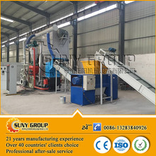Waste electronics PCB metal recycling plant