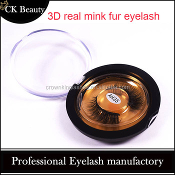 Transparent strip false eyelash, 3D fake eyelash