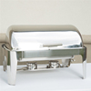 Induction Chafing Dish Buffet Stainless Steel Food Warmer Container